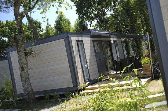 Yelloh! Village Les Voiles d'Anjou : mobile home prémium TAOS