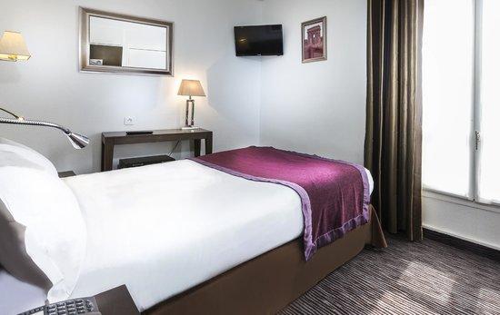 Hotel Elysees Flaubert: Room