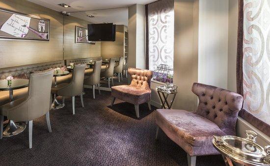 Hotel Elysees Flaubert: Lobby