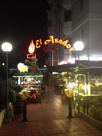 Yumbo Centrum: Restaurant à faire à tous peux le top