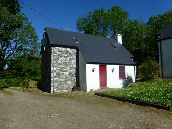 Doire Farm Cottages: johns