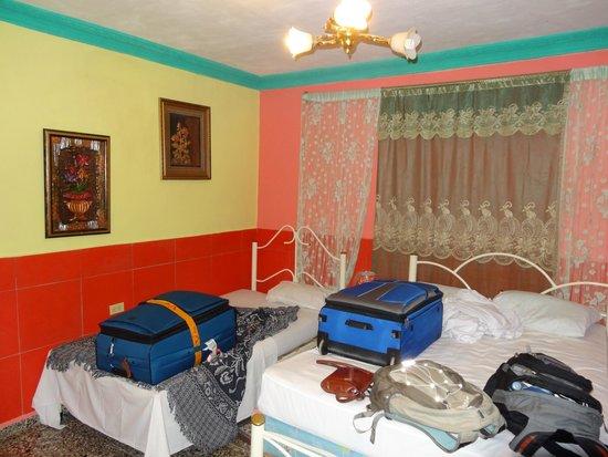 Casa Colonial 1715: Zimmer