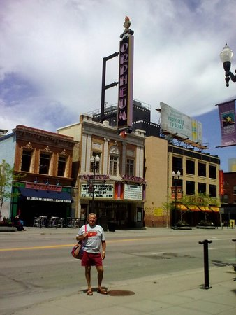 Minneapolis Skyway System: Dylans Theatre