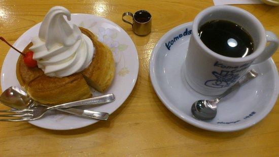 Komeda Coffee, Yokohama West Entrance Kitasaiwai