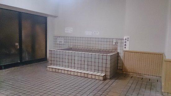 Hotel Edoya : Onsen bañera