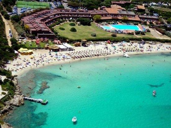 Porto Rotondo, Italia: Spiaggia di Ira, la più bella.