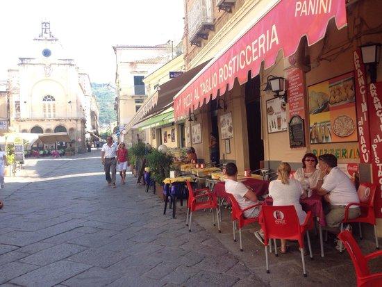 Tropea, Italia: Muy linda para caminar