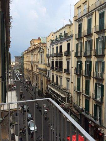 Hotel Santa Brigida : View