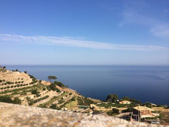 Hotel Sa Baronia: View from Sa Baronia