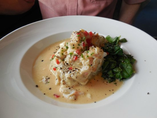 David's KPT: Haddock with Crab