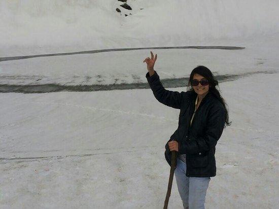 Bhrigu Lake
