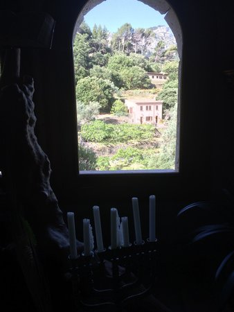 Agroturismo S'Olivar: View from the meditation room