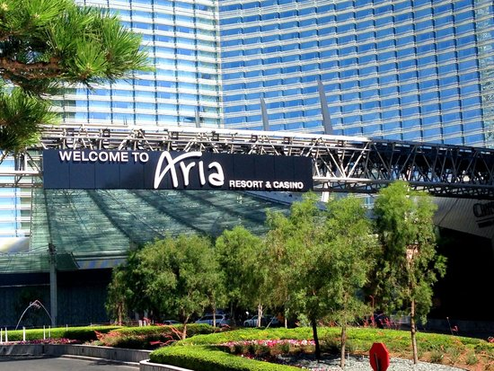 ARIA Resort & Casino: Feel at Home