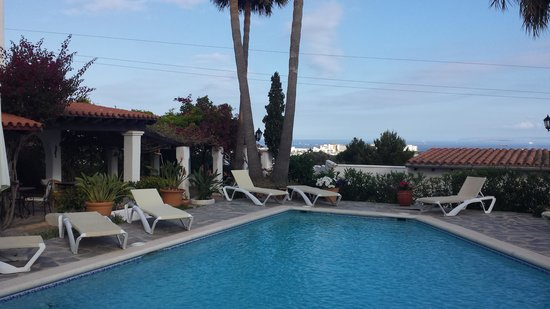 La Finca Ibiza : Pool