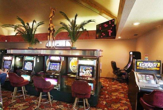 Oasis Casino & Restaurant: Casino