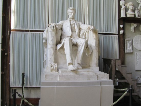 Chesterwood Museum: Lincoln Memorial, Washington
