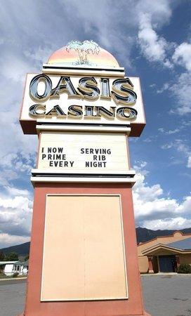 Oasis Casino & Restaurant: Oasis