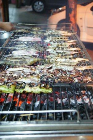 Lae Lae : Fish BBQ