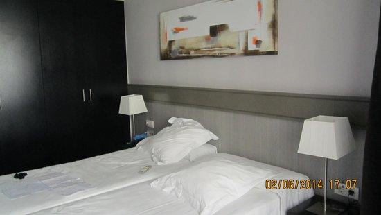 Condado Hotel Barcelona: chambre