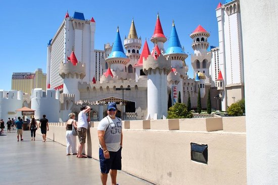 MGM Grand Hotel and Casino : Another from Excalibur