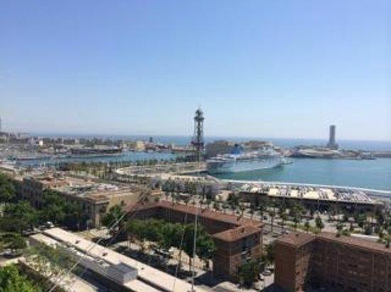 Hotel Miramar Barcelona: harbour