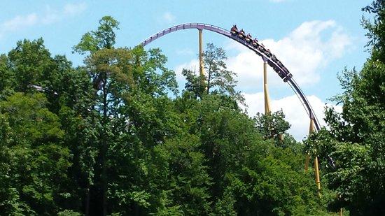 Busch Gardens - Williamsburg, VA - Picture of Busch Gardens ...