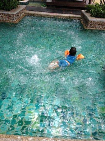 Centara Koh Chang Tropicana Resort: สระเด็ก
