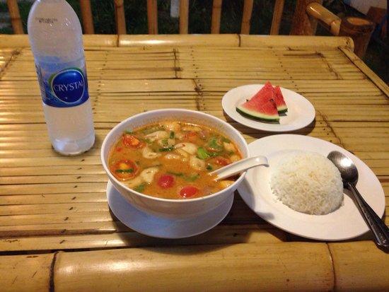 Ao Nang Boat Noodle: Exactly as a tom yum should taste!