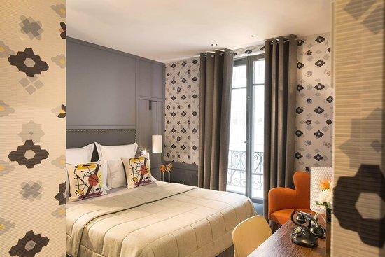 Hotel Signature St Germain des Pres: Deluxe room