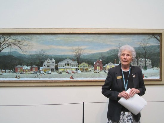 Norman Rockwell Museum: Rockwell Tour