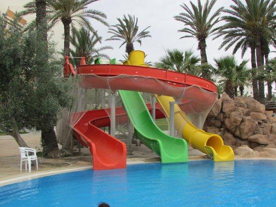 Hotel Marhaba: a quick way too cool down