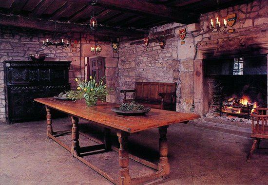 Dalemain Mansion & Historic Gardens: The Mediaeval Hall Tearoom serving home-made food