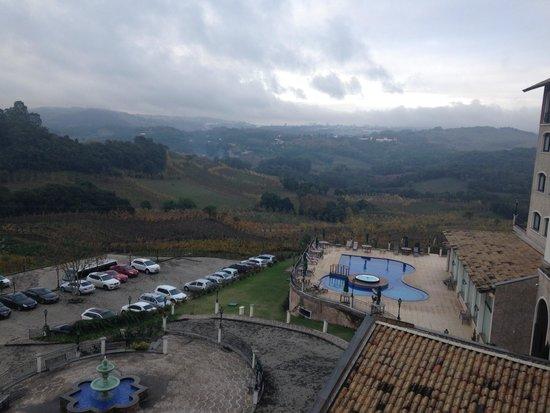 Hotel & Spa do Vinho, Autograph Collection : Vista do quarto