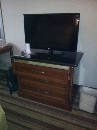 Holiday Inn Buena Park Hotel & Conference  Center: TV set / cabinets