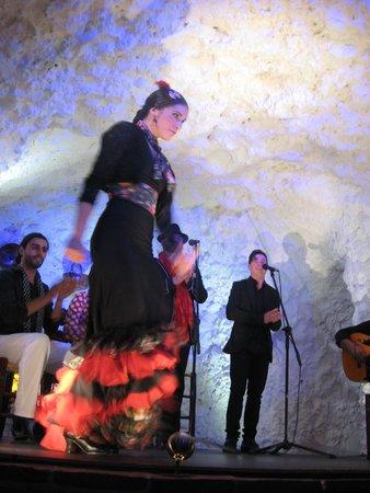 El Templo del Flamenco: Skill