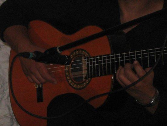 El Templo del Flamenco: Guitar