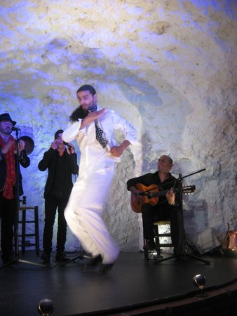 El Templo del Flamenco: Dance