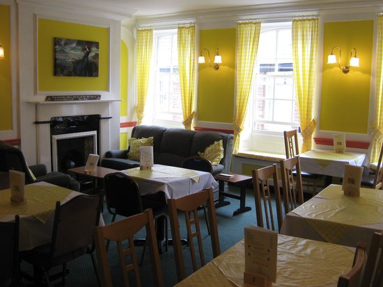 Catherines Cafe: The Big Room upstairs
