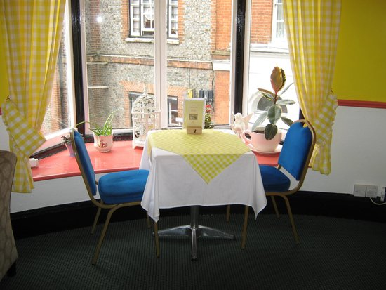Catherines Cafe: The Smaller Room upstairs