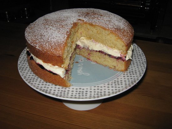Catherines Cafe: All our cakes are home-made.