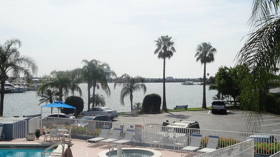 Sea Captain Resort on the Bay: Clearwater Marina