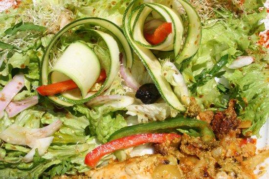 K Fee Tartines: Mad Salade