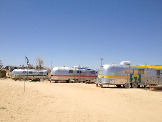 Kate's Lazy Desert: The Airstreams
