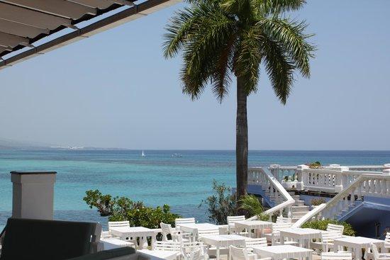 Jamaica Inn : View from breakfast