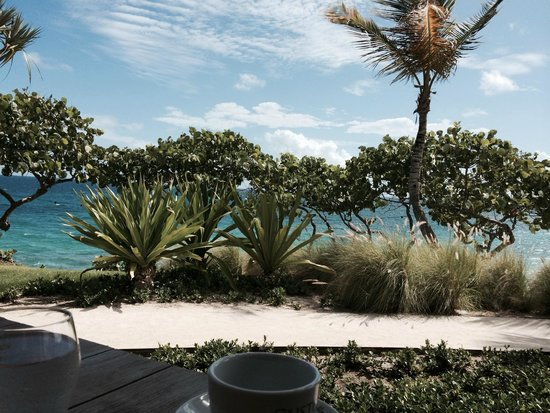 W Retreat & Spa - Vieques Island : View from Dining Deck