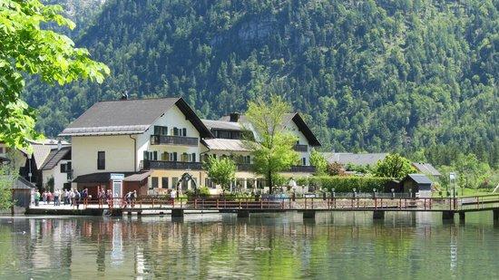 Obertrauner Hof: Вид на отель