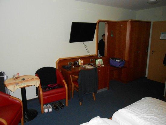 Hotel zur Post: Kamer