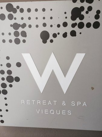 W Retreat & Spa - Vieques Island : Hotel Sign