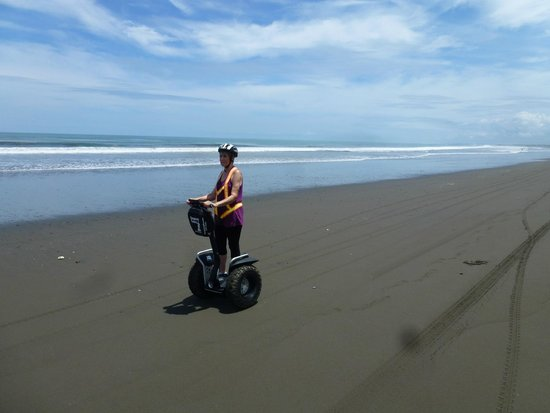 Segway Tours of Costa Rica: Cocal Beach