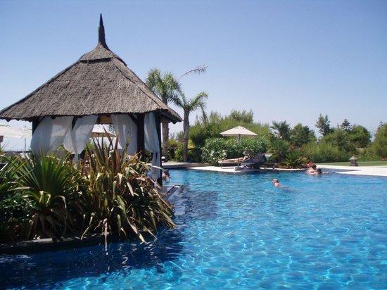 Barcelo Asia Gardens Hotel & Thai Spa : la piscina.
